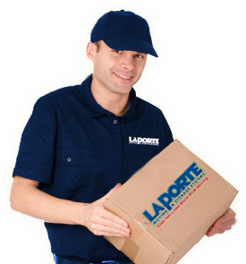 Laporte Moving - Trusted Vancouver Movers for over 50 years.