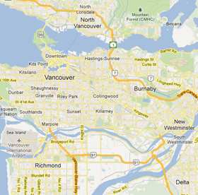 Lower Mainland Movers