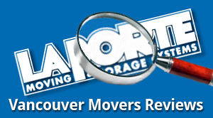Vancouver Movers Reviews